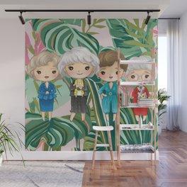Golden Girls Classic  Wall Mural