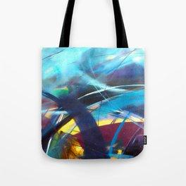 Tsunami II Tote Bag