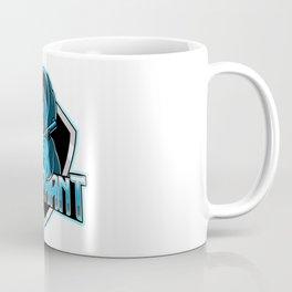Elephant Esport Mascot Logo Coffee Mug