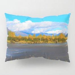 Fall at Portage Creek Pillow Sham