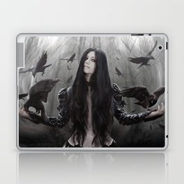 Jackdaw Laptop & iPad Skin