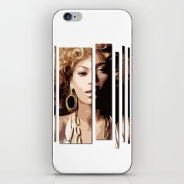 Knowles iPhone Skin