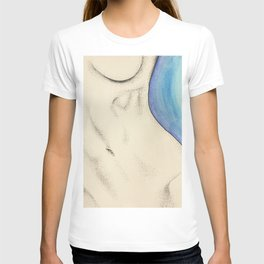 Les Femmes - a touch of blue T-shirt