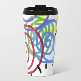 Children Flashback Travel Mug