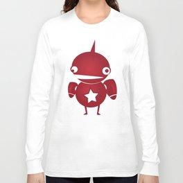 minima - slowbot 002 Long Sleeve T-shirt