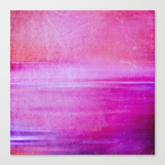 colour infusion I Canvas Print