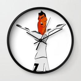 Cristiano Ronaldo CR7 Wall Clock