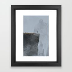 summoner Framed Art Print