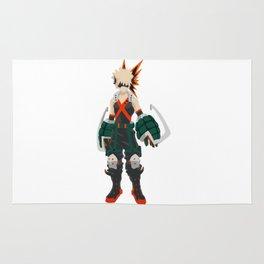 Boku no Hero - Bakugou Rug