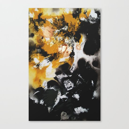 The Unrest Canvas Print