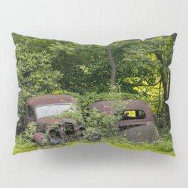 Long term parking Pillow Sham