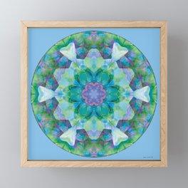 Mandalas of Healing and Awakening 10 Framed Mini Art Print