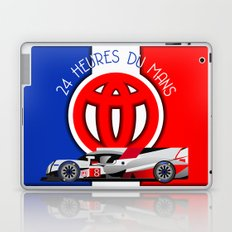 24 Hours of Le Mans - Toyota TS050 Laptop & iPad Skin