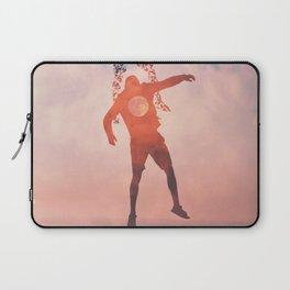 Mountain assault Laptop Sleeve