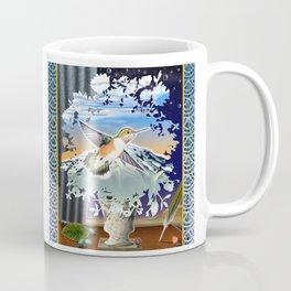 DW-027 Homage To Magritte Coffee Mug