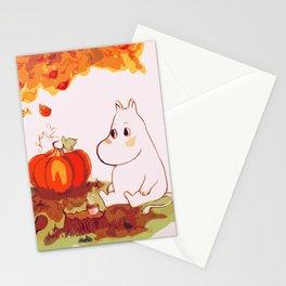 The Autumn Tea Stationery Cards