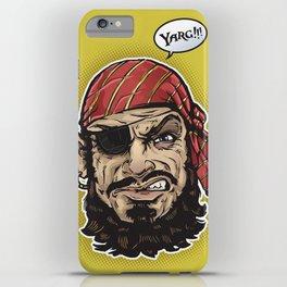 Yarg Pirate! iPhone Case