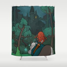 Change Your Fate Shower Curtain