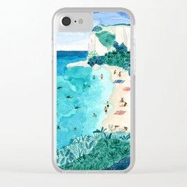 Coromandel Clear iPhone Case
