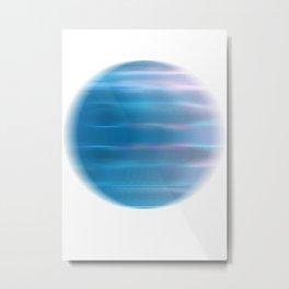 Blue Planet I Metal Print