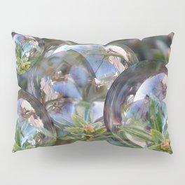 Flower bubbles Pillow Sham