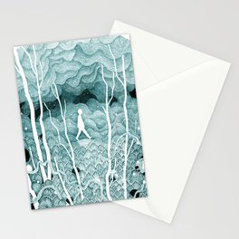 Measurements Stationery Cards