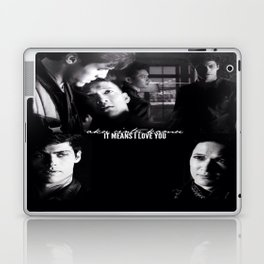 Magnus and Alec Laptop & iPad Skin