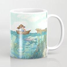The Lake of Lurking Monsters Mug