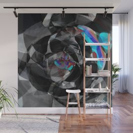 Uneasy Wall Mural
