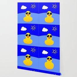 Cool Rubber Duck Yellow Wallpaper