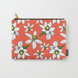 lemon flower Carry-All Pouch