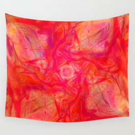 Fluid Abstract 28 Wall Tapestry
