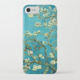 Vincent Van Gogh Blossoming Almond Tree iPhone Case