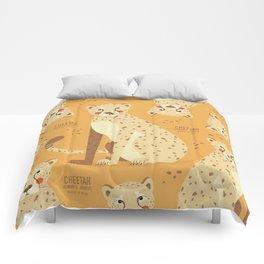 Cheetah, African Wildlife Comforters