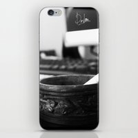 office iPhone & iPod Skins featuring Office by Difilippo