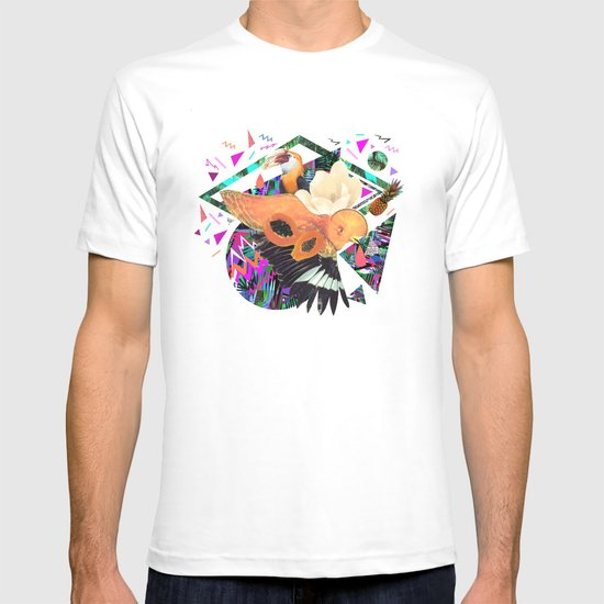 PAPAYA by Carboardcities and Kris tate T-shirt