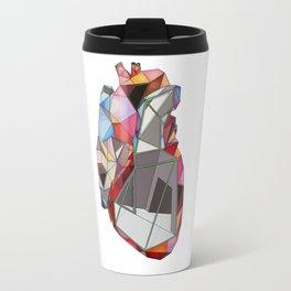 Geometry heart Travel Mug