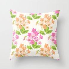 vintage 4 Throw Pillow