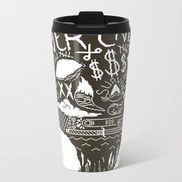 Exhale Metal Travel Mug