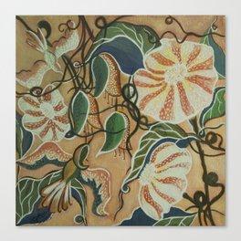 Floral-Musings-5 Canvas Print