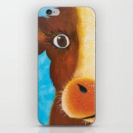 Sweet Pea iPhone Skin
