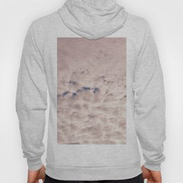 Pink Cotton Candy Clouds Hoody