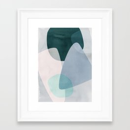Graphic 150 C Framed Art Print