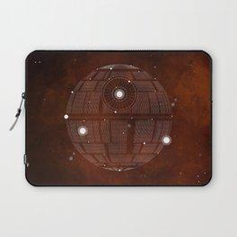 Constellation Death Star Laptop Sleeve