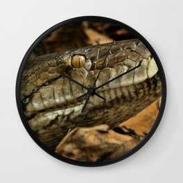 Hissing Sid Wall Clock