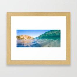 Mini clarity Framed Art Print