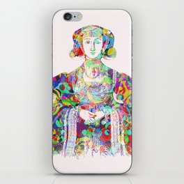 Anne of Cleves iPhone Skin