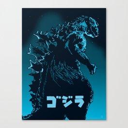 Godzilla 1954 Canvas Print