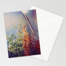 Holga Flowers IV Stationery Cards