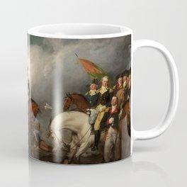 The Capture of the Hessians at Trenton, December 26, 1776 Coffee Mug